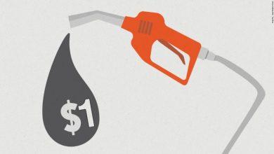 Photo of Gasolina en Estados Unidos a casi un dólar por galón (3.78 litros)