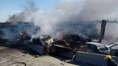 Photo of Llega a 20 muertos y 40 heridos la cifra del accidente en autopista a Puebla