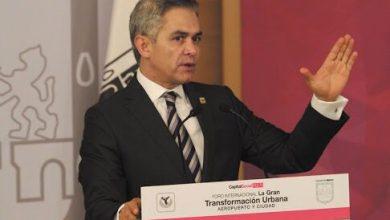 Photo of Federación debe consultar sobre terreno de AICM: Mancera