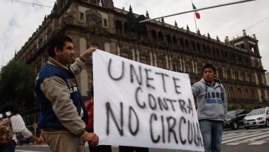 Photo of Revocan jueces nuevas disposiciones del Hoy No Circula a 2 personas