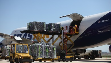 Photo of Carga aérea en vías de duplicarse en México