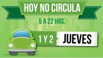 Photo of Levantan contingencia ambiental, no habrá doble hoy no circula