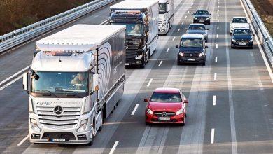 Photo of Video de camión sin conductor