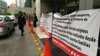 Photo of Exigen a ICA pago de 30 mdp por adeudo con transportistas