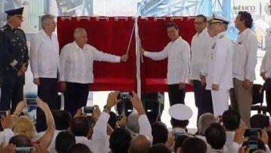 Photo of Peña Nieto inaugura Terminal de Usos Múltiples Hezesa en Manzanillo