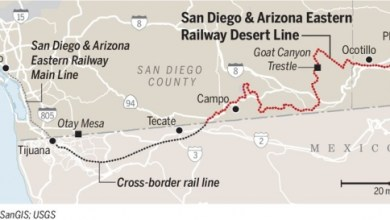 Photo of Baja Rail y San Diego conectarán vías de tren a Tijuana