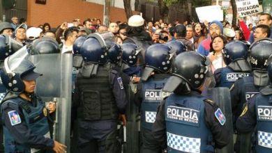 Photo of Maestros bloquean al menos 41 puntos de la Ciudad de México