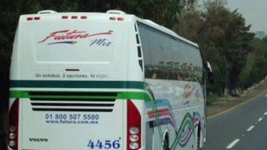 Photo of Asaltan ahora autobús de pasajeros Futura en Hidalgo