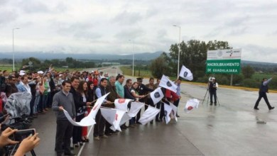 Photo of Inauguran primeros 25 kms del Macrolibramiento de Guadalajara