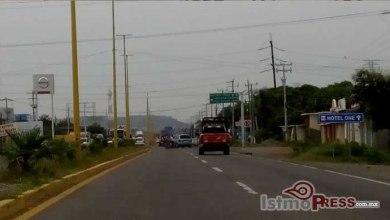 Photo of Vasn 29 días de bloqueo carretero en el Itsmo de Tehuantepec