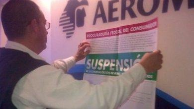 Photo of Aeroméxico, 1er lugar en denuncias ante Profeco por viajeros inconformes