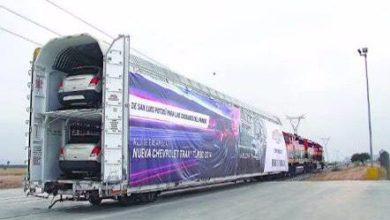 Photo of Crece tres veces transporte de autos por tren