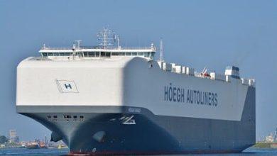 Photo of Arriba a Mazatlán el buque mas grande del mundo con 2,141 autos