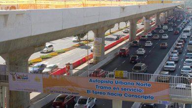 Photo of OLH sube precios de la autopista urbana norte y supervía poniente
