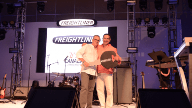 Photo of Freightliner dona tercer simulador a Canacar