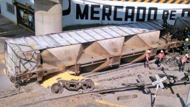 Photo of Se descarrilan 6 vagones en Tlalnepantla