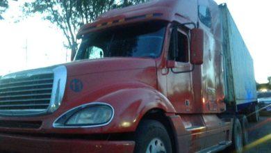 Photo of Recupera Policía Federal trailer robado; hay dos detenidos