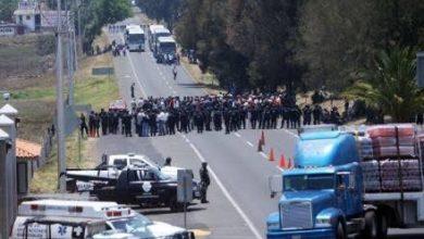 Photo of Amotac amaga con bloquear paso a fulles a la CDMX