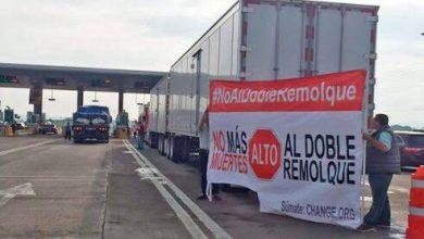 "Photo of ""Se pierden 8 mmdp por doble remolque"": Conatram"