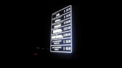 Photo of Poblanos pagarán 55 pesos por 10 minutos de segundo piso
