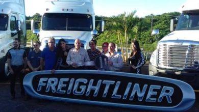 Photo of Entrega Daimler flotilla a Tecnocargo de México