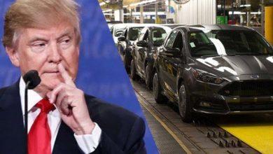 Photo of Reitera Trump amenaza a Ford por inventir en México