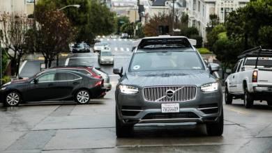 Photo of Alianza entre Volvo y Uber para el desarrollo del coche autónomo