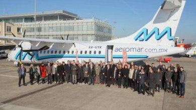 Photo of Aeromar inicia renovación de flota