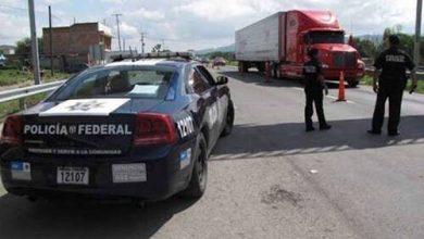 Photo of Policías federales recuperan tres camiones de carga robados