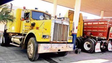 Photo of Transportistas van a Guatemala a cargar diesel