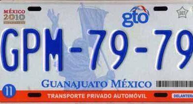 Photo of Guanajuato expedirá hologramas 0 y 00