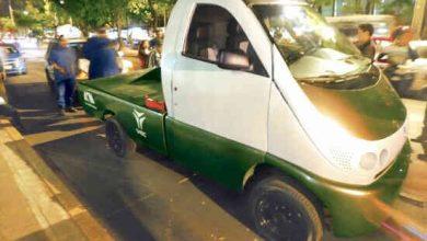 Photo of Presentan UAM y VEC vehículo eléctrico mexicano de carga ligera