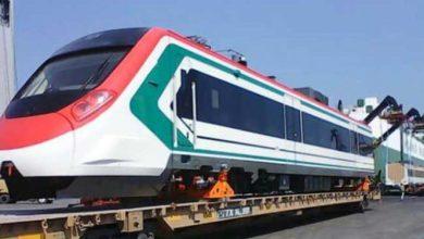 Photo of Prefabrican estructura de tren interurbano en Texcoco