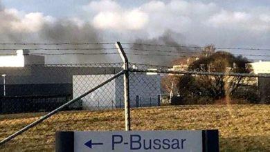 Photo of Se incendia planta de Volvo