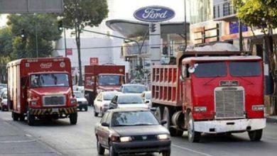 Photo of Camiones de carga incumplen reglamento en la CDMX