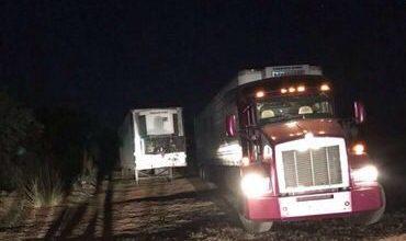 Photo of Recuperan dos camiones de carga robados en Arandas