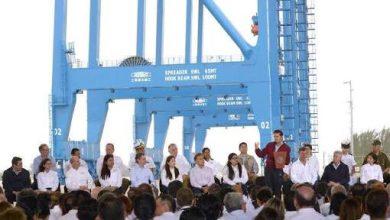 Photo of Peña Nieto inaugura nuevo puerto de Tuxpan