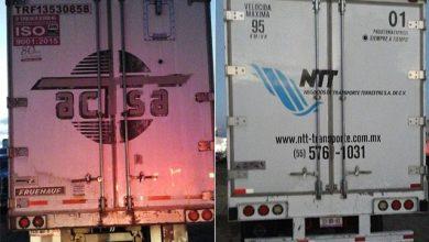 Photo of PF recupera 3 camiones robados, aseguran carga de 4.5 mdp de cacao