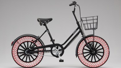 Photo of Las Llantas sin aire para bicicletas, de Bridgestone