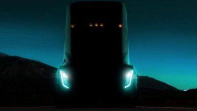 Photo of Revelan la primera imágen del camión eléctrico de Tesla