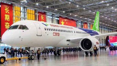 Photo of Ya vuela el C919 avión chino de pasajeros