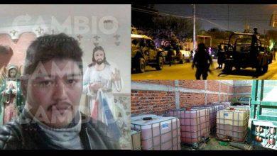 Photo of El Bukanas, El Toñin y La Negra los Reyes Huachicoleros