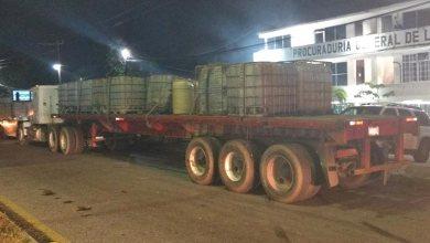 Photo of Decomisan 200,000 litros de combustible a Huachicoleros de Tabasco