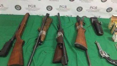 Photo of En Sonora y Michoacán envían armas por paquetería