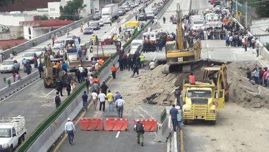 Photo of Personas atrapadas en socavón fallecieron, confirma SCT