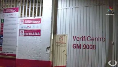 Photo of Hombres armados ingresan a verificentro y roban hologramas en CDMX