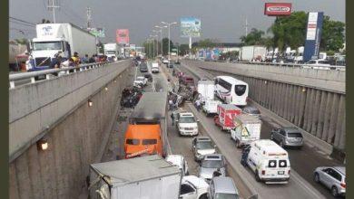 Photo of Camión sin frenos privacidad carambola en Guadalajara