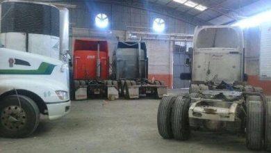 Photo of Macro aseguramiento de camiones y mercancía robada en Puebla