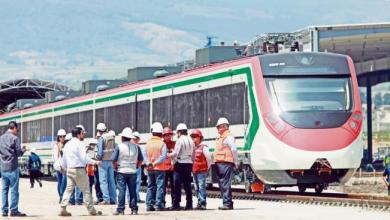 Photo of Tren México-Toluca registra avance de 58 % en su construcción