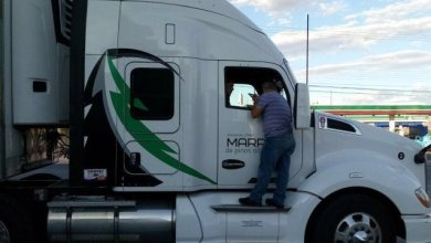 Photo of Siguen robando camiones con ayuda a damnificados